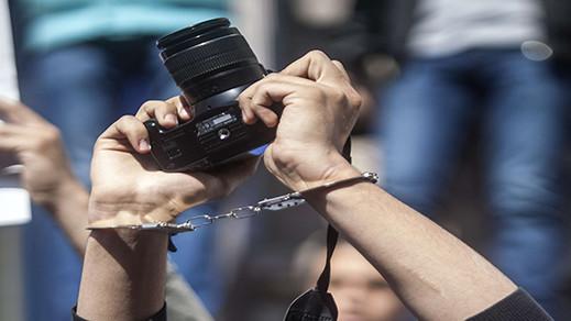 منظمة حقوقية تطالب الدولة بإطلاق سراح الصحفيين المعتقلين ورفع يدها عن حرية الصحافة