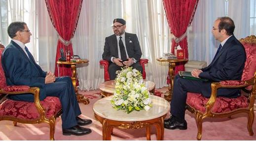 الملك يحث خلال إستقباله لرئيس الحكومة ووزير الصحة على مواصلة إصلاح إختلالات قطاع الصحة