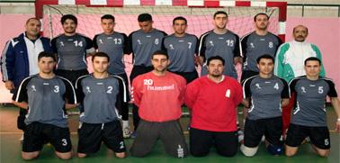 إعلان: موعد مقابلة فريق الهلال الرياضي لكرة اليد ضد النادي القنيطري