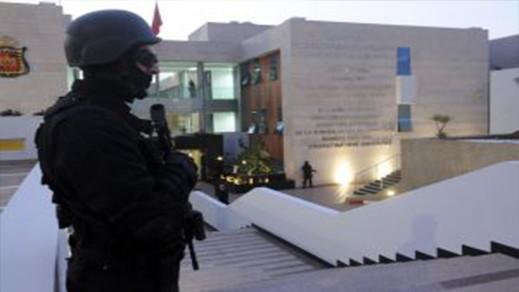 اعتقال طالب ومعتقل سابق كانا يخططان لأعمال إرهابية