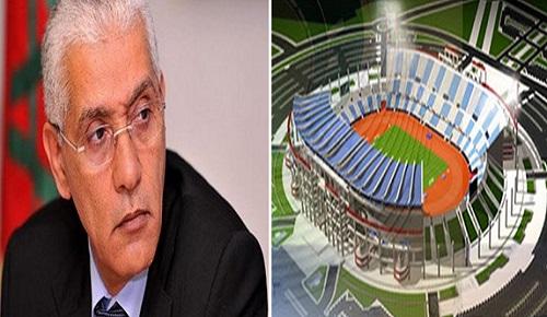 أعضاء مجلش الشرق الناظوريون يستنكرون تملص الوزارة من التأشير على مشروع الملعب الكبير بالناظور