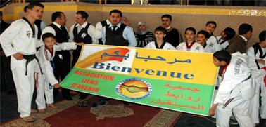 حضور فنانين مغاربة وشخصيات وازنة من فرنسا في تظاهرة فنية رياضية بزايو