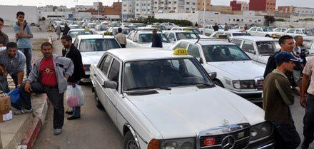 إضراب وطني للنقل ابتداء من الاثنين المقبل