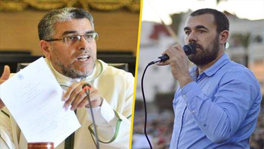 """هذا ما قاله وزير حقوق الإنسان """"الرميد"""" بخصوص استئناف محاكمة الزفزافي ورفاقه"""