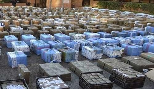 """صحيفة إسبانية: أموال حشيش """"كتامة"""" بالريف تُستثمر في طنجة والفنيدق"""