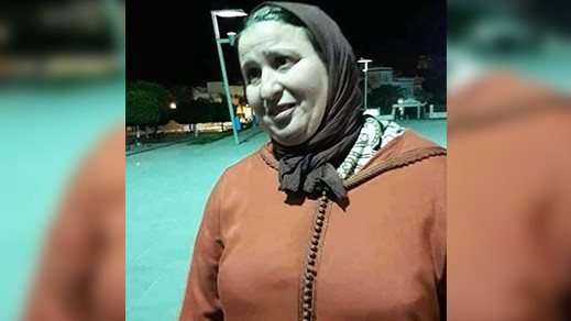 بالصور.. سيدة من الريف تائهة وسط طنجة والفايسبوكيون يعممون نداء لإبلاغ عائلتها