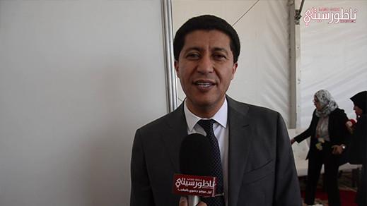 """انتخاب رئيس جهة الشرق """"عبد النبي بعيوي"""" رئيسا مؤقتا لمنتدى الجهات الافريقية"""