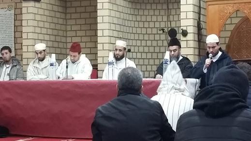 """مسجد """"المستقبل"""" ببروكسيل ينظم ندوة علمية حول حياة """"الرسول الأمين"""" بمشاركة فقهاء ومشايخ"""