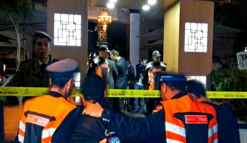 """إسبانيا تسلم مشتبها في جريمة مقهى """"لاكريم"""" للمغرب"""