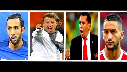 ضمنهم رونار والطاوس وزياش وبنعطية.. الكاف يطلق جائزة أفضل لاعب ومدرب في إفريقيا
