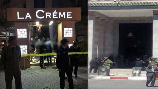 مقهى لاكريم.. جنايات مراكش تستأنف محاكمة المتورطين في الجريمة