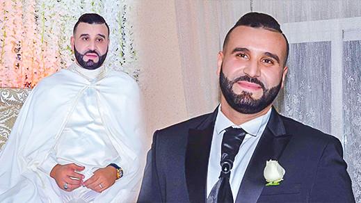 تهنئة بمناسبة زفاف صديق الموقع رشيد محمد