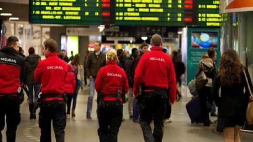 بلجيكا.. مهاجرون يهاجمون وكلاء الأمن في محطة بروكسل الشمالية
