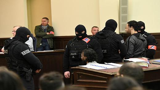 بلجيكا.. محكمة أنتويربن تدين مهاجرا مغربيا ب 20 سنة سجنا بسبب جريمة قتل