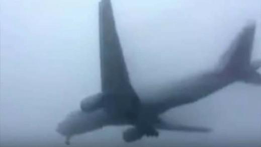 الناظور..طائرة للمسافرين تتسبب في حالة من الهلع والخوف بعد نجاتها من كارثة بمنطقة كبدانة