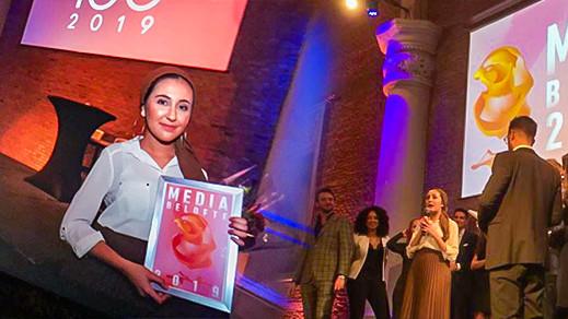"""الريفية """" نسرين سهلا """" تفوز بجائزة الوعد الصحفى الهولندية لعام 2019"""