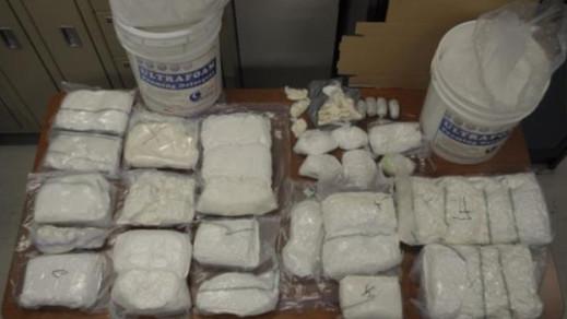 تفكيك عصابة دولية بالمغرب.. حجز حوالي طن من الكوكايين وإعتقال 7 أشخاص
