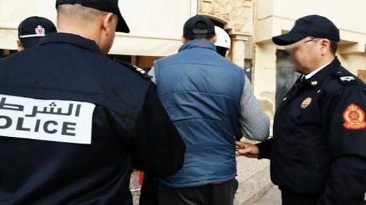 أمن طنجة يوقع بواحد من أخطر بارونات المخدرات القوية بالمغرب