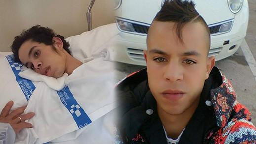 جمعويون يطلقون حملة لمساعدة شاب أصيب في حادثة سير بمليلية