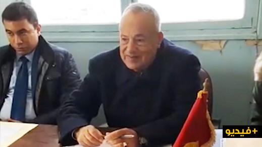 """البرلماني محمد أبركان: """"نش تعرابت تكايي يزا"""""""