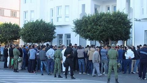 ساكنة قرية أركمان تعتزم الاحتجاج أمام عمالة الناظور بهذا الموعد ولهذا السبب
