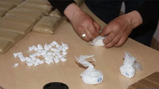 ايقاف شاب حاول إدخال كمية من الكوكايين إلى الناظور