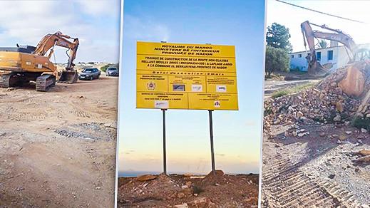 الناظور.. مواطنون يستنكرون عرقلة مشاريع تنموية من طرف أعضاء مجلس جماعة البركانيين
