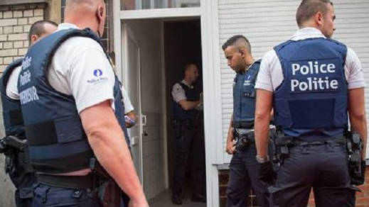 بلجيكا..مهاجمة ضباط شرطة أرادوا تنفيذ أمر إعتقال في لييج