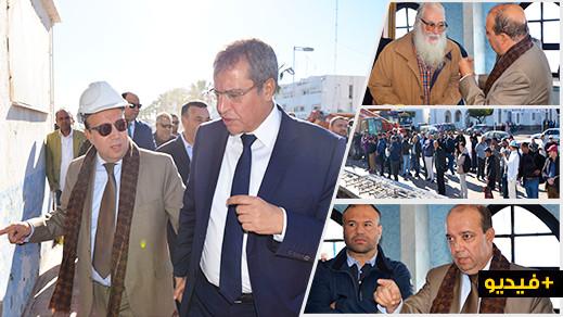 زرو وحوليش : تهيئة وترميم المعلمة التاريخية النادي البحري ستستغرق شهرين