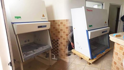 """قسم العلاج الكميائي لمرضى السرطان بالمستشفى الحسني بالناظور يستقبل جهاز """"الحاضنة"""" وهذا موعد افتتاحه"""