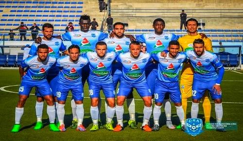 شباب الريف الحسيمي ينهزم أمام الدفاع الجديدي ويقبع في مؤخرة البطولة