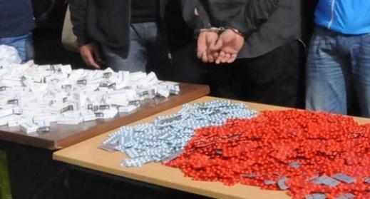 الشرطة تواصل حربها على مروجي القرقوبي بالريف وتحجز 47 ألف قرص