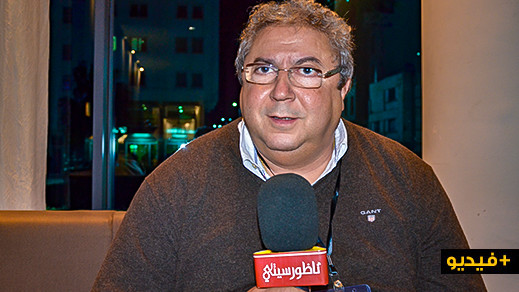 """ناظورسيتي تستضيف البروفيسور المعروف """"الحبيب فوزي"""" أشهر إخصائي في علاج أمراض السرطان بالمغرب"""