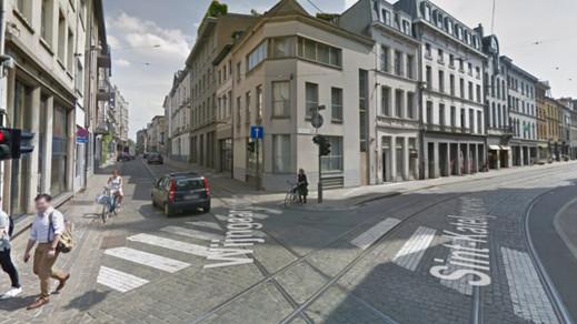 بلجيكا ..إصابة شخصين في حادث دهس في أنتويرب