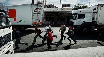 الاعتداءات المتكررة للحراكة على المواطنين تثير غضب ساكنة الناظور