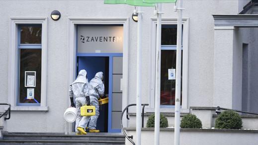 بعد وزير الهجرة ومحكمة لوفين.. مقر بلدية زافنتم ببلجيكا يتلقى رسالة مشبوهة تحتوي على مسحوق أبيض