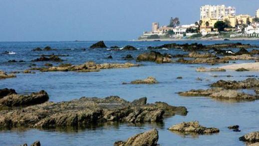 شاطئ لونا دي كالاهوندا