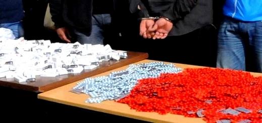 الدريوش.. مداهمة أمنية لعناصر الدرك الملكي تسفر عن اعتقال أكبر مروج للقرقوبي والمخدرات الصلبة