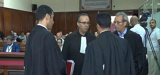 وفد ديبلوماسي بريطاني يحضر محاكمة معتقلي الريف والقضاء يؤجل الجلسة