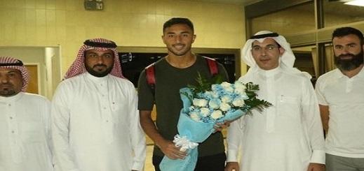 الدولي الناظوري بوهدوز يكشف حقيقة انتقاله من السعودية إلى فريق الوداد البيضاوي