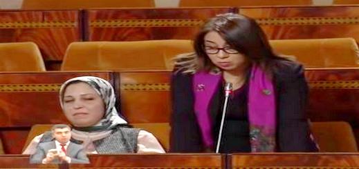البرلمانية فاطمة السعدي تساءل وزير الطاقة حول الإنقطاعات المتكررة للتيار الكهربائي بالحسيمة