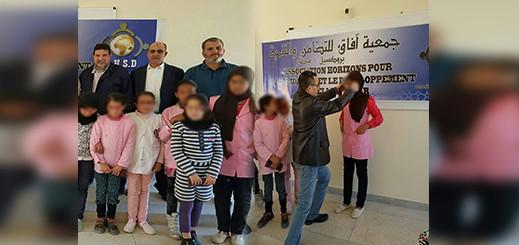 ميضار: إطلاق حملة تضامنية واسعة لتمكين تلامذة المدراس الابتدائية من النظارات الطبية