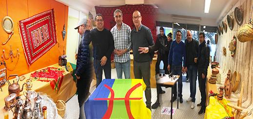ايراف تحتفل مع الجالية الريفية في أميان الفرنسية بالسنة الأمازيغية الجديدة