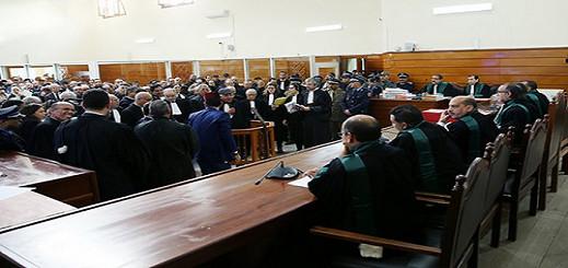 هيئة دفاع معتقلي حراك الريف ممتعضة من مجريات المحاكمة