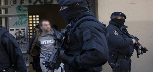 إسبانيا.. إيقاف 14 إرهابيا ببرشلونة يحتمل أن يكون بينهم مغاربة