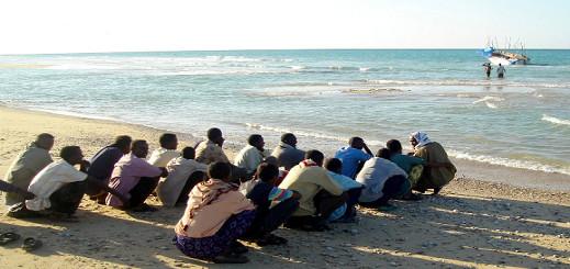 سلطات الناظور توقف مهاجرين سريين من موريتانيا وسفارة بلادهم تتحقق من هوياتهم