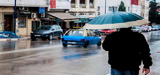 مديرية الأرصاد الجوية تتوقع هطول تساقطات مطرية بالريف والشمال غدا السبت