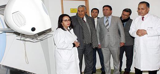 في انتظار احداث مستشفى السرطان بالناظور.. وجدة تتعزز بمركز جديد للانكولوجيا