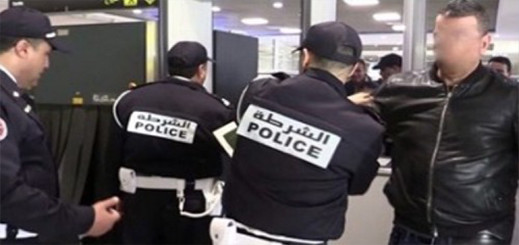 بعد محاولته الفرار خارج البلاد.. أمن مطار العروي يوقف صاحب مقهى بشارع محمد الخامس بالناظور