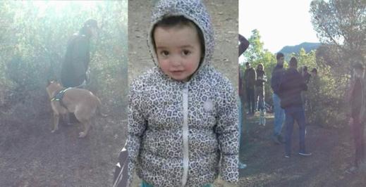 نقل جثة الطفلة إخلاص إلى مستودع الأموات بالناظور للتشريح